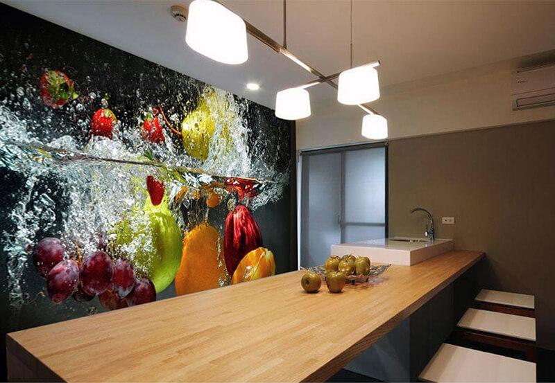 фотообои для кухни с натюрмортом