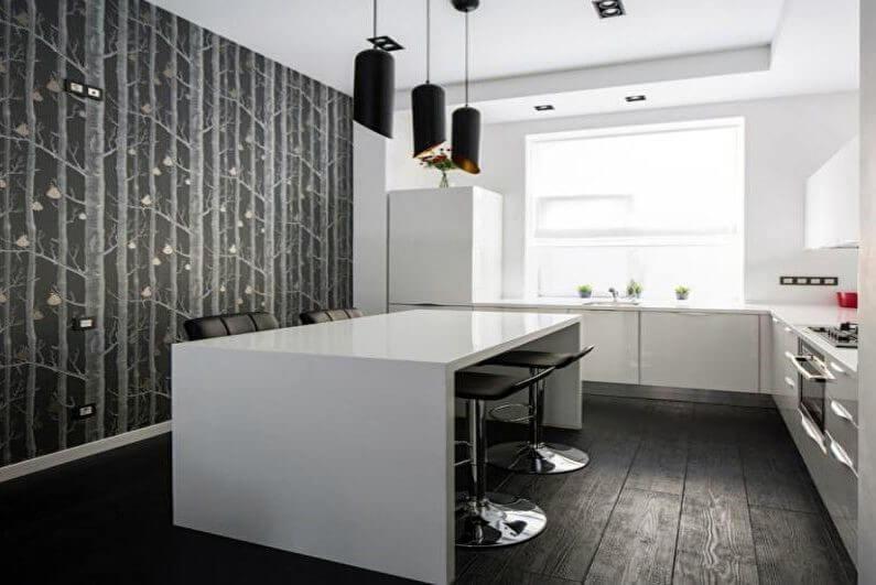 фотообои для кухни в скандинавском стиле