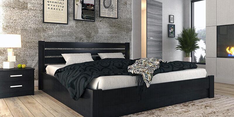 преимущества деревянной кровати