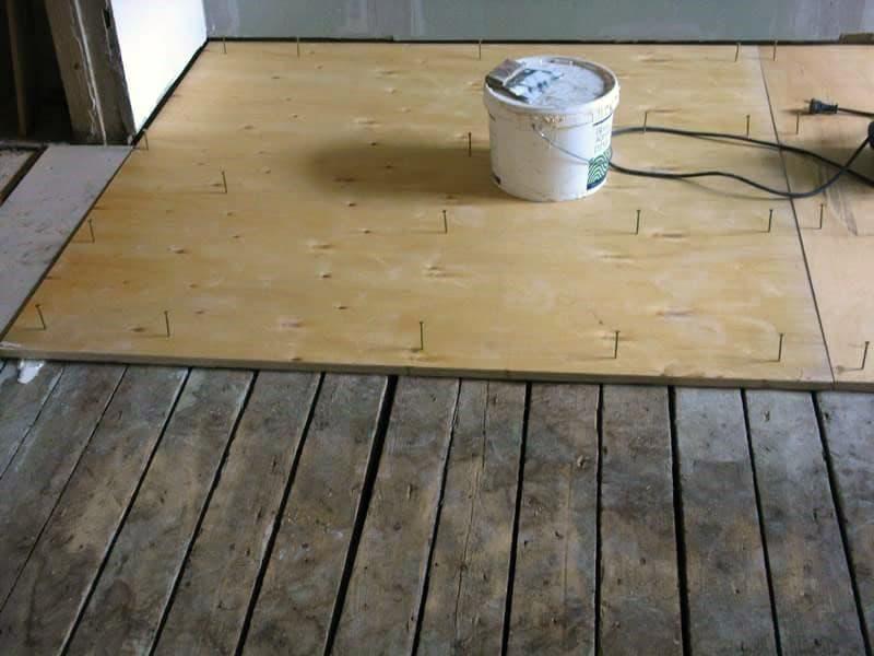 Фанера на основі для вирівнюючи підлоги