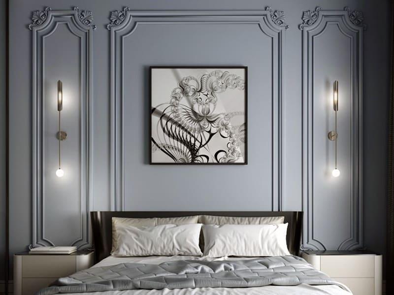 Графическая картина для украшения комнаты