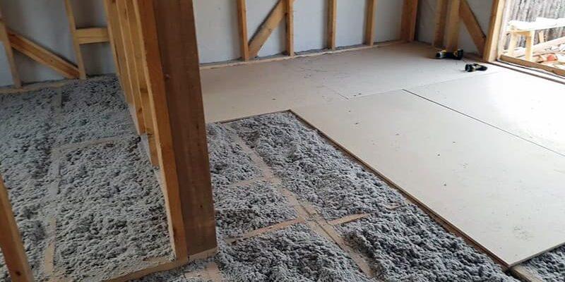 Як вирівняти підлогу