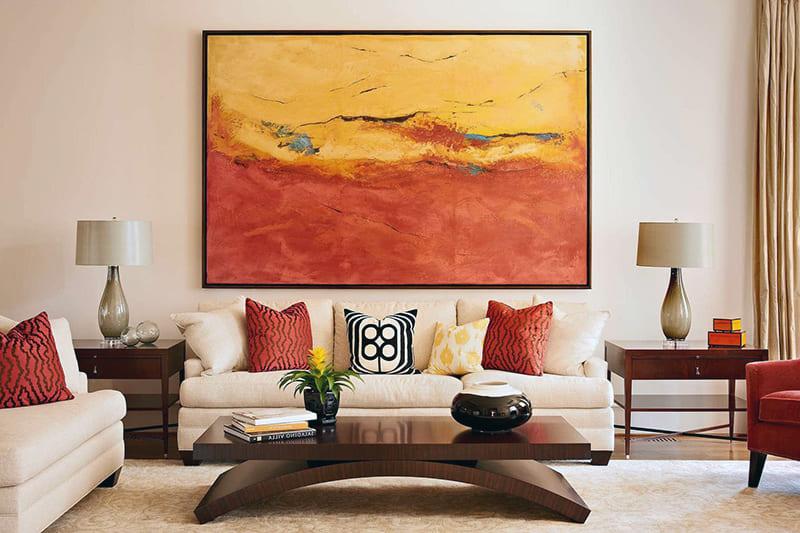 Картина з живописом