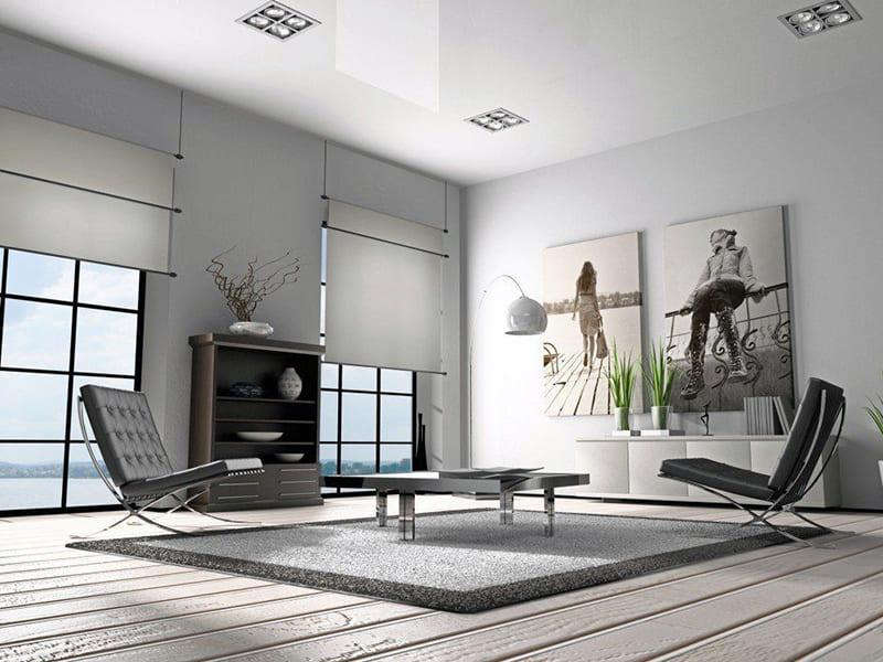 Картини для кімнат в стилі хай-тек
