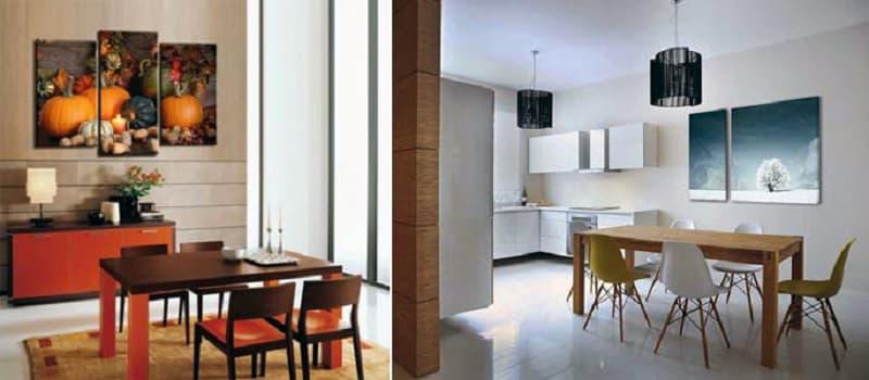Картины с изображением еды для кухни