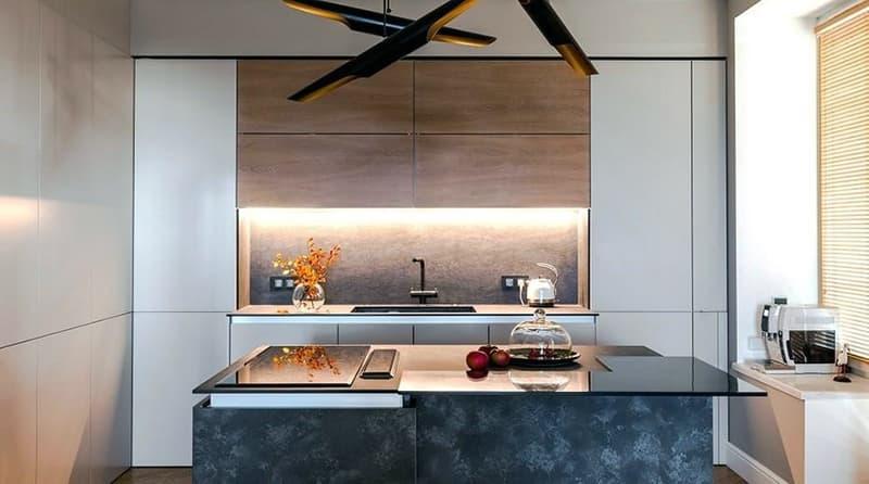 Оформление дизайна комнаты в стиле минимализм