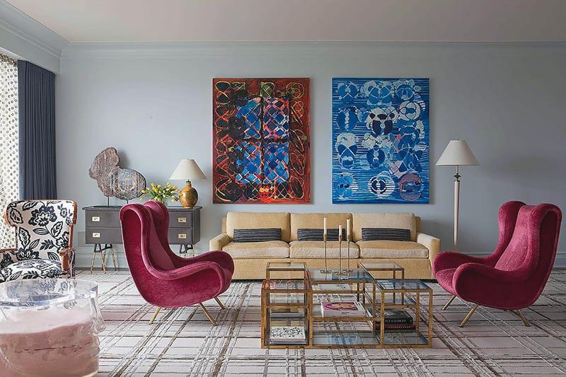 Сучасні картини для кімнат в сучасному стилі