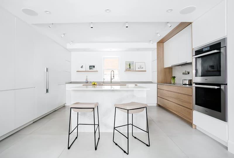 Дизайн кухні в стилі мінімалізм