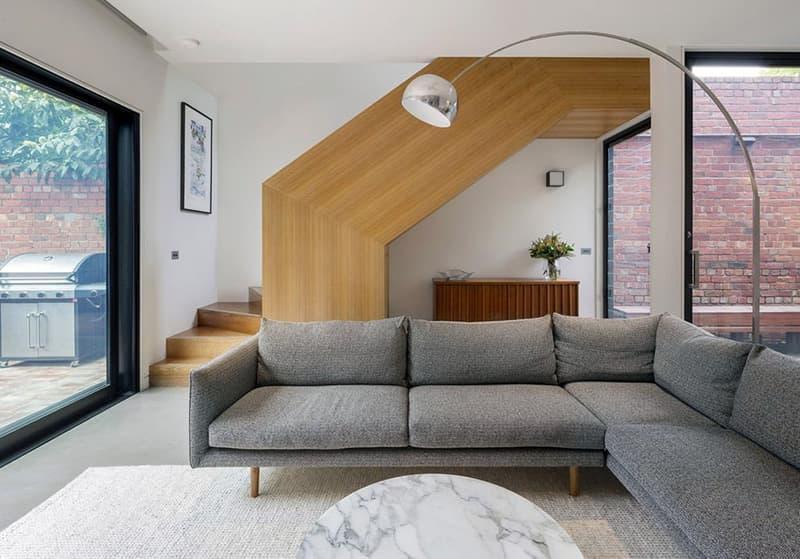 Дизайн мінімалістичний вітальні