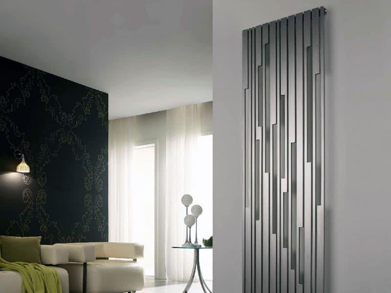 Дизайнерский радиатор отопления дома