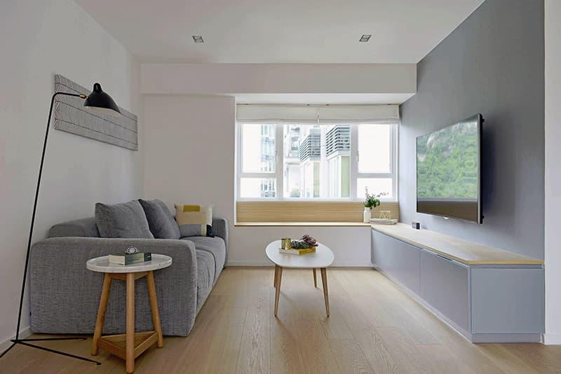 Меблі для кімнати з мінімалістичним дизайном