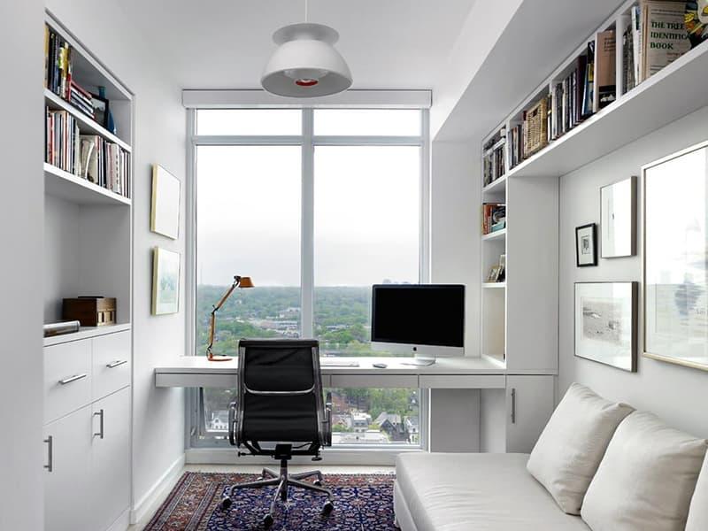 Мінімалізм в дизайні кімнати