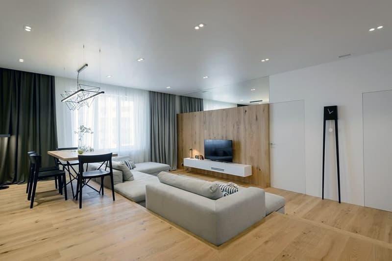Освещение для комнаты с минималистичным дизайном