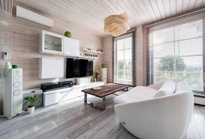 Практичний декор кімнати в стилі мінімалізм
