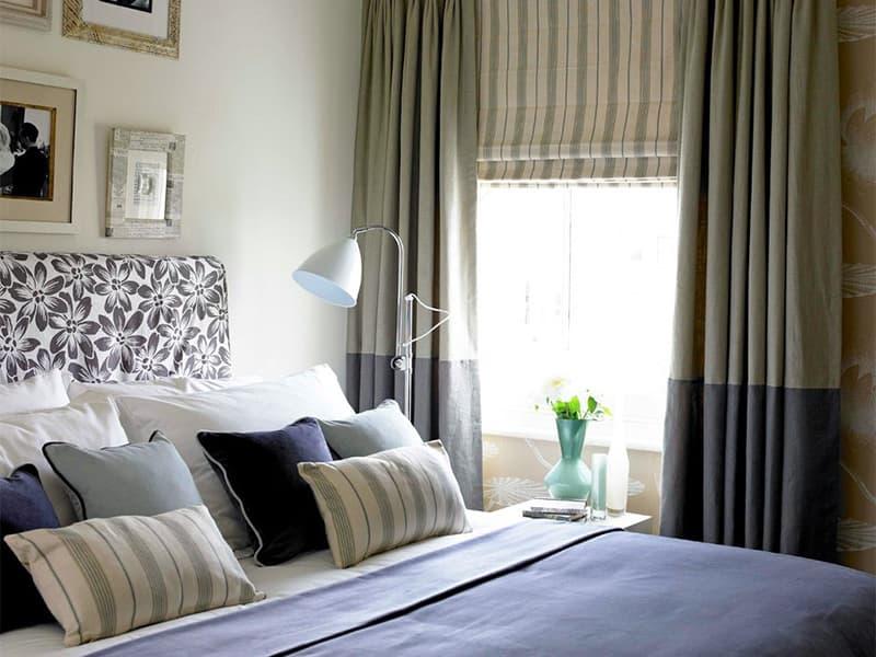 Создание уюта в комнате посредством текстиля