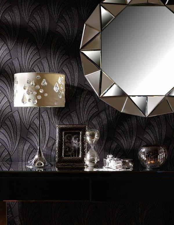 Создание уюта в комнате с помощью зеркала