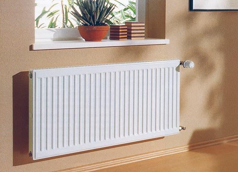 Стальной радиатор для дома