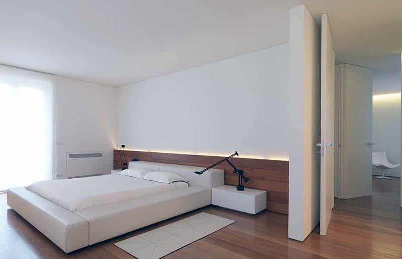Світлі стіни для мінімалістичного дизайну