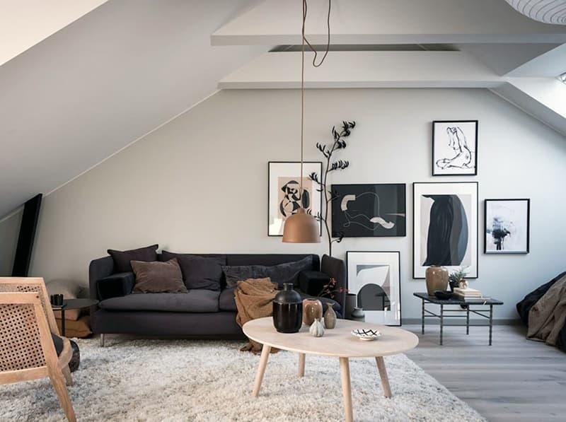 Уютная обстановка в доме