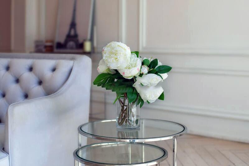 Живі квіти для створення затишку в домі