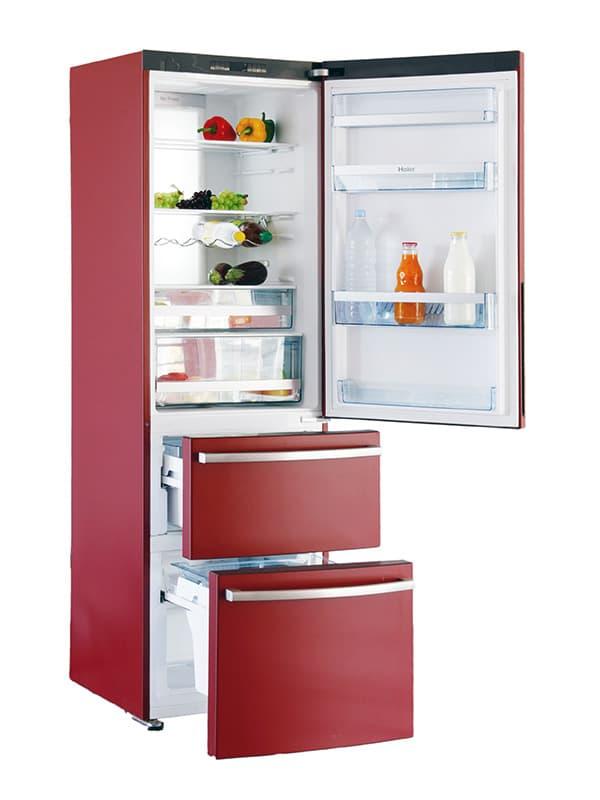 Велика морозна камера в холодильнику від компанії Haier
