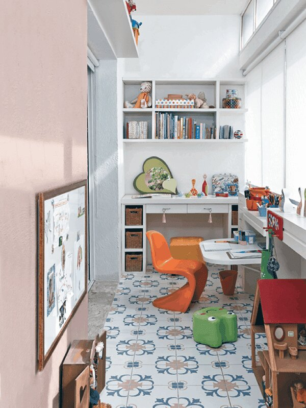 Дитяча кімната на лоджії