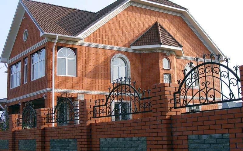 Будинок з керамічної цегли