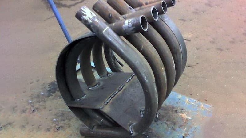 Дополнительные трубы буржуйки для увеличения КПД