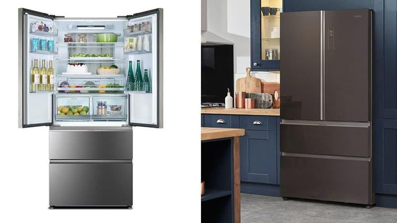 Холодильник Haier в дизайні інтер'єру