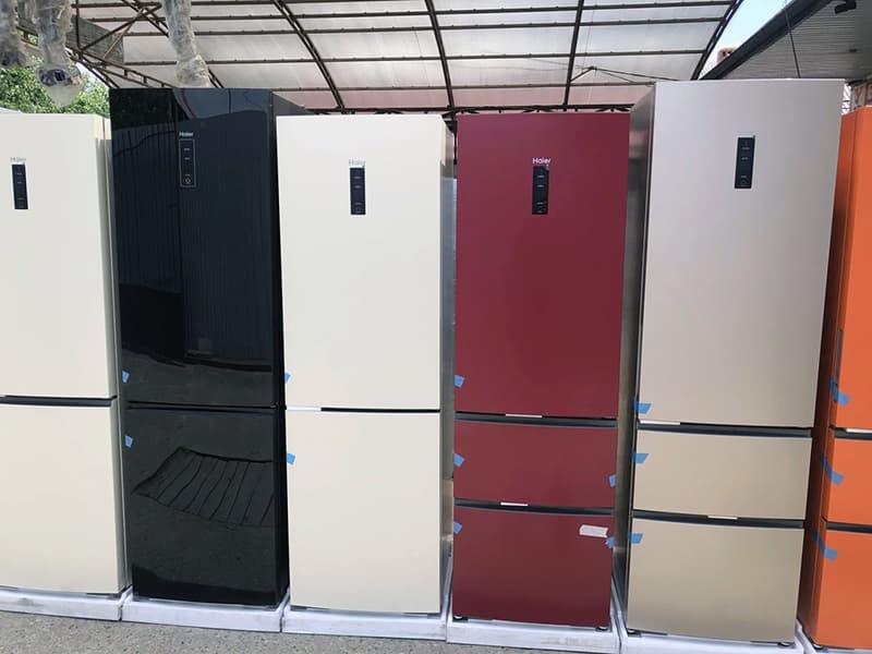 Купить холодильник от компании Haier