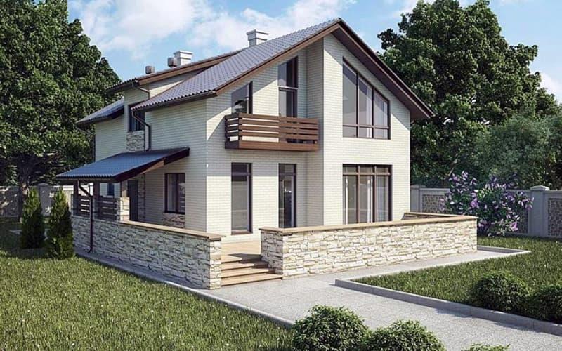 Будівництво будинку з пінобетону