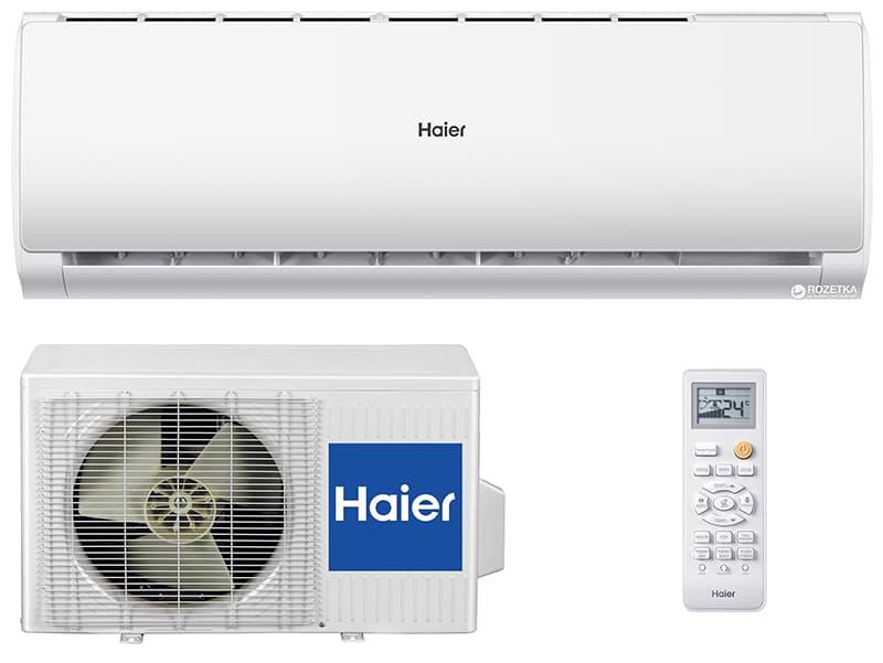 Внешний вид кондиционеров Haier