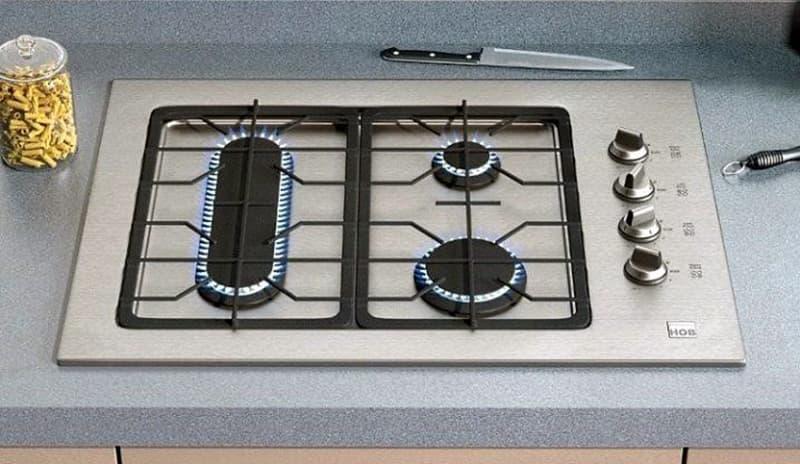 Нестандартные конфорки газовой плиты