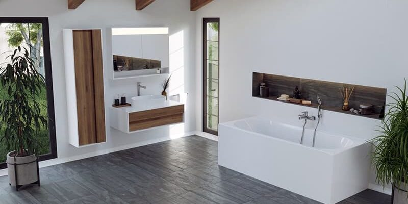 Интерьерные тенденции ванной комнаты