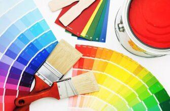 Як вибрати фарбу для стін