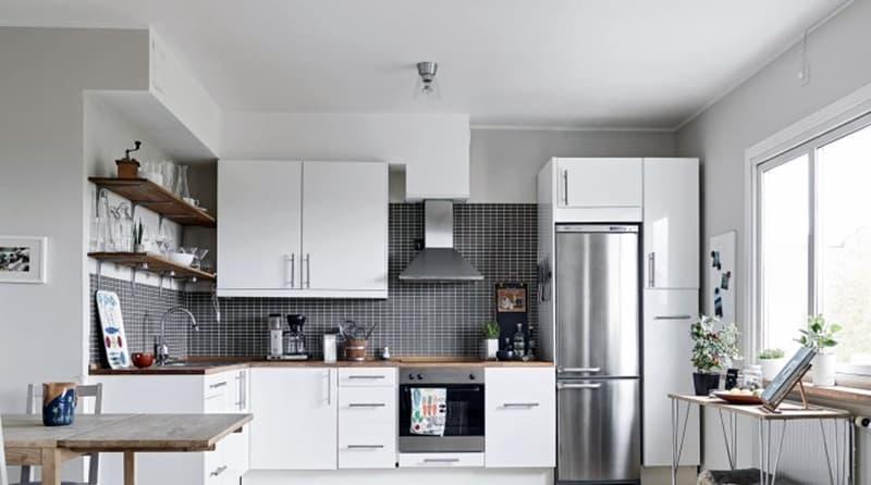 Практичная мебель для кухни