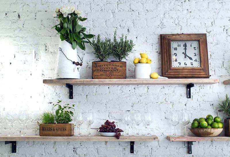 Яркий дизайн и декор кухни
