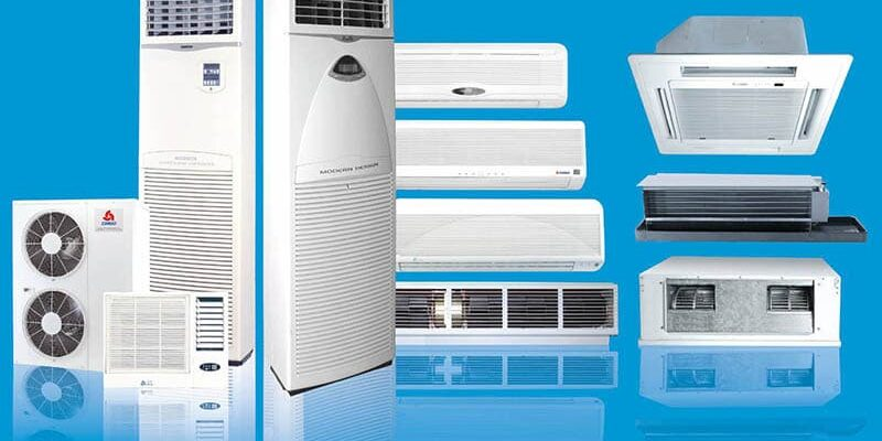 Климатическая техника для дома и квартиры