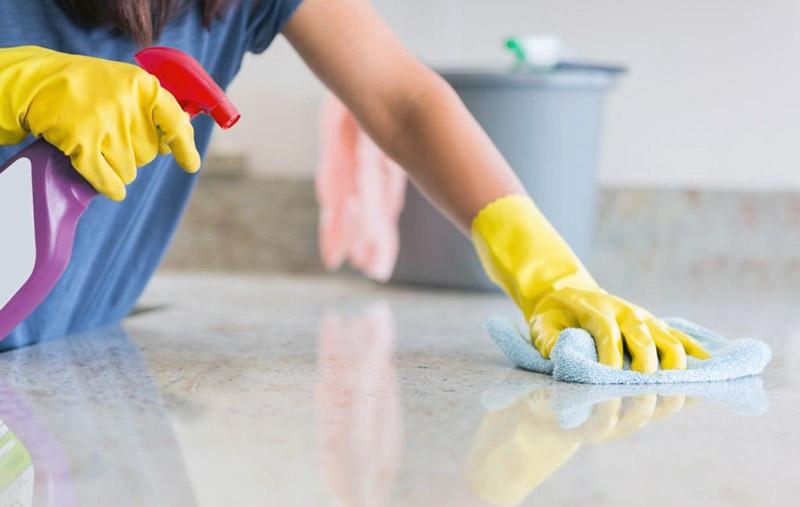 Этапы уборки после ремонта