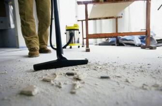 Як прибрати квартиру після ремонту