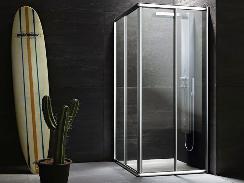 Відкрита душова кабіна