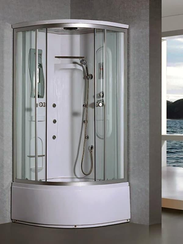 Кутова душова кабіна