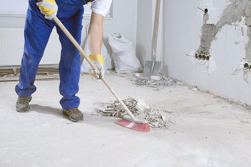 Услуги уборки квартиры после ремонта
