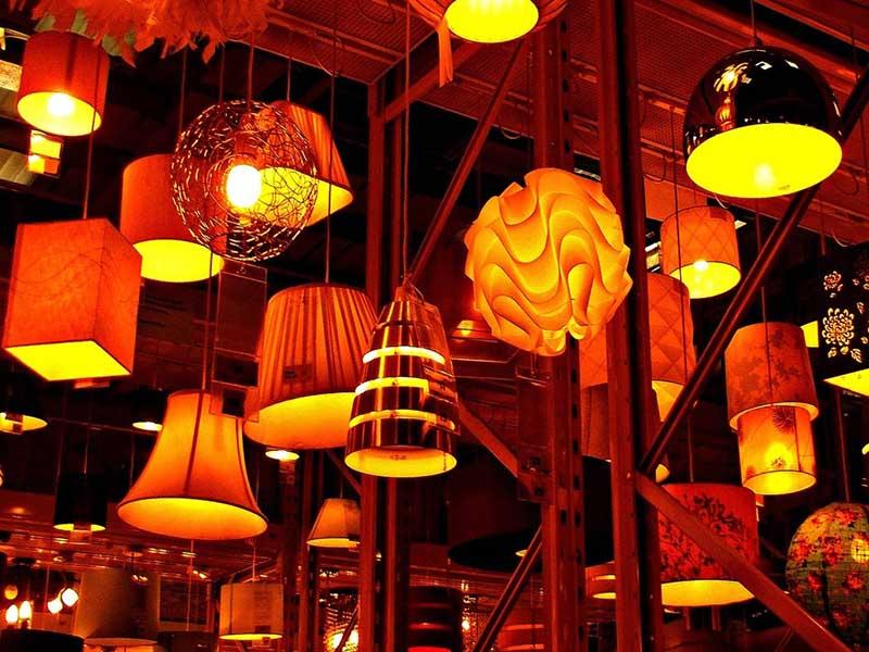 Лампи і світильники від відомих дизайнерів