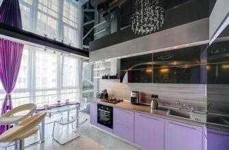 Стеля на кухні